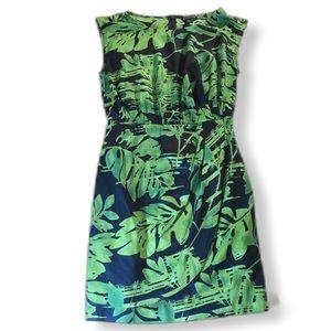 Banana Republic Sleeveless Cotton Dress